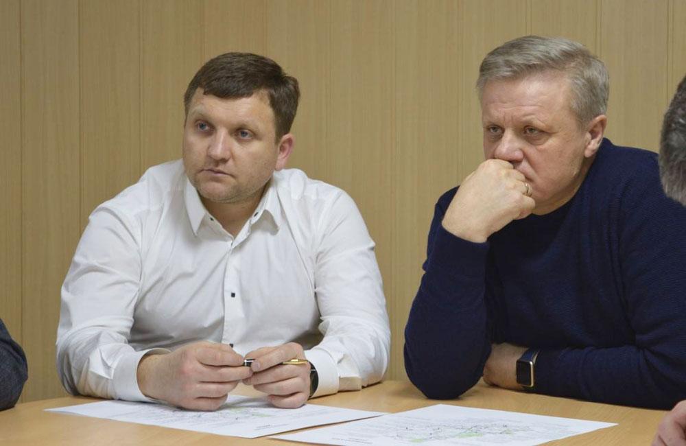 Володимир Трояновський та Віктор Скочко