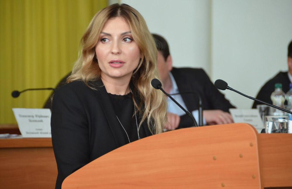 Інна Іщенко, директор Департаменту економічного розвитку, торгівлі та залучення інвестицій