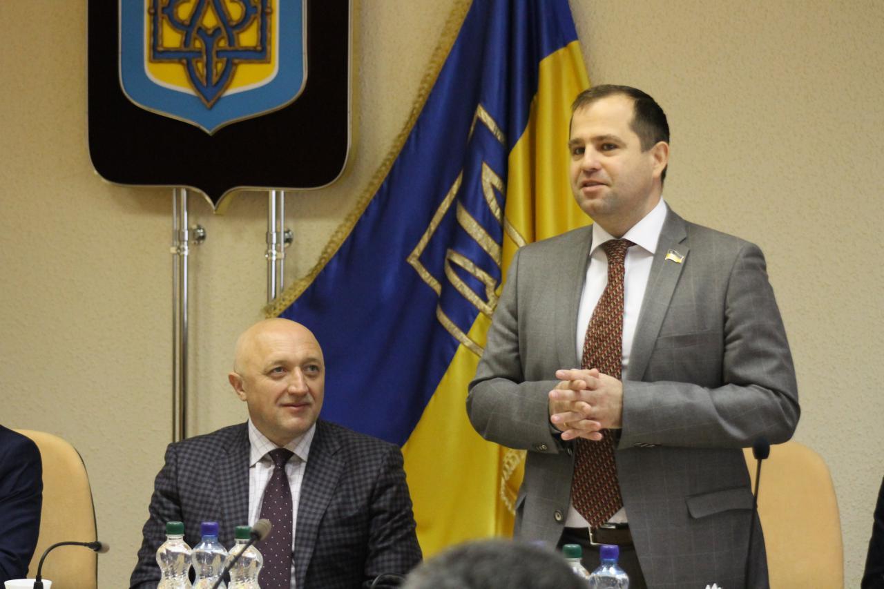 Валерій Головко та Павло Унгурян