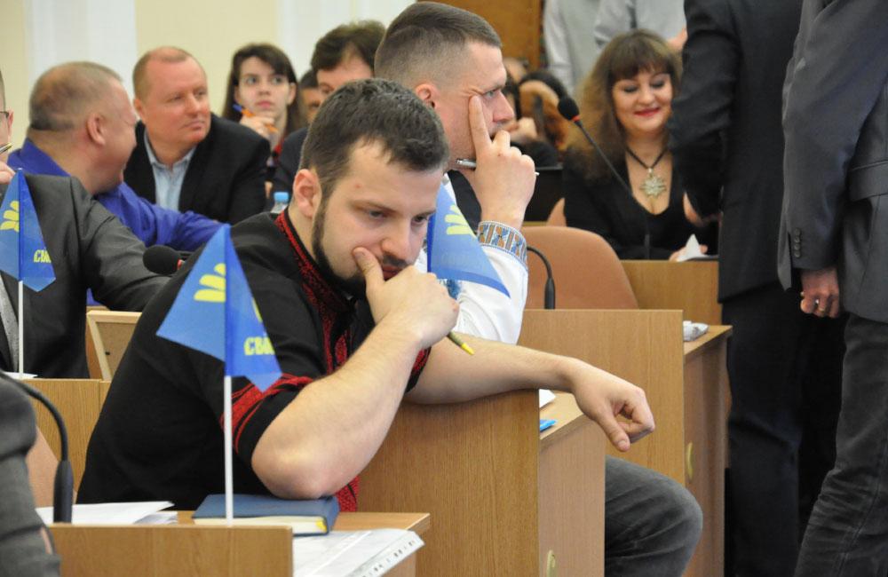 Юліан Матвійчук та Сергій Литвиненко