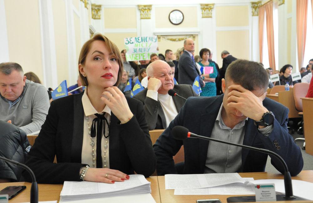 Ірина Климко та Володимир Медяник