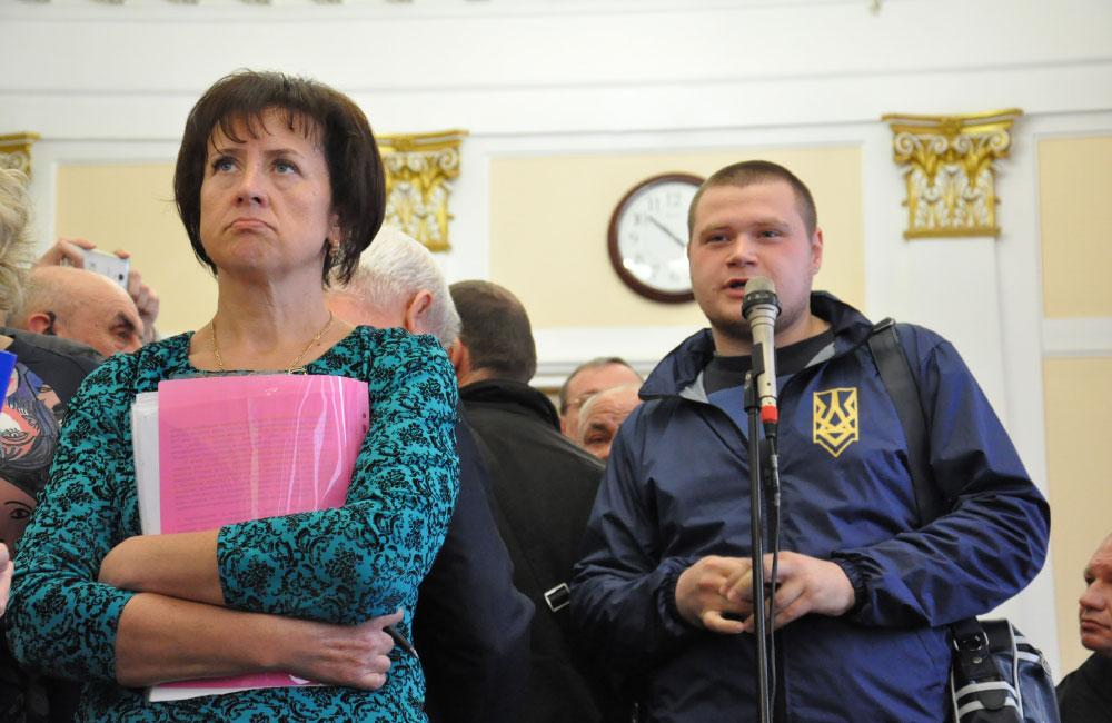 Світлана Тарашевська та Станіслав Пєєв