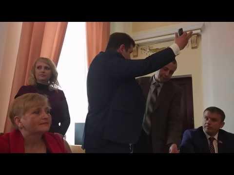 Битва за теку з результатами голосування на сесії (2017.03.24)