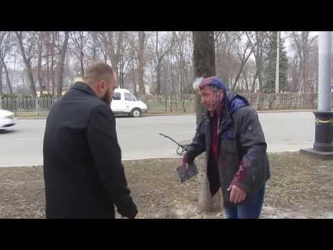 Депутата ВО «Батьківщина» Анатолія Клименка облили фарбою (2017.03.24)