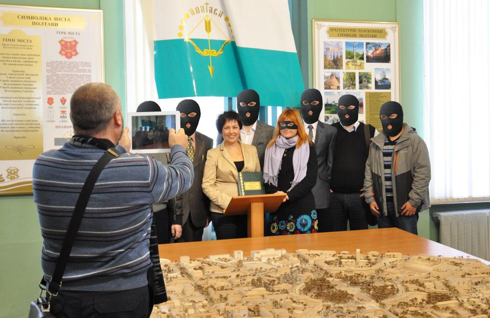 Світлана Бондарєва повідомила, що «радикалізм» полтавської «Самопомочі» не для неї