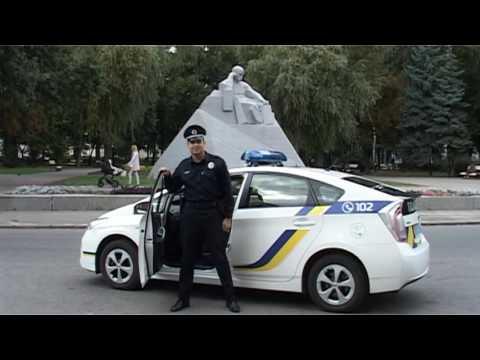 Управління патрульної поліції Полтави вітає із днем міста!