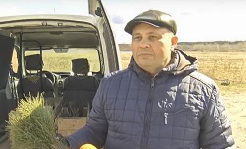 Депутат міської ради Володимир Корчака