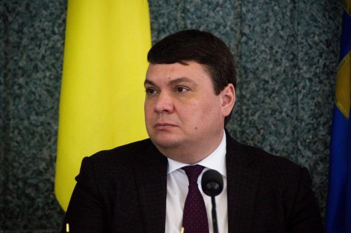 Андрій Пісоцький, перший заступник голови ОДА