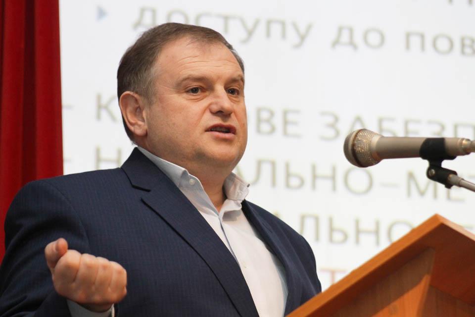 Сергій Дятленко, заступник директора Департаменту загальної середньої та дошкільної освіти Міністерства освіти і науки України