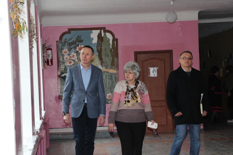 Андрій Матковський, Катерина Манько та Володимир Годня