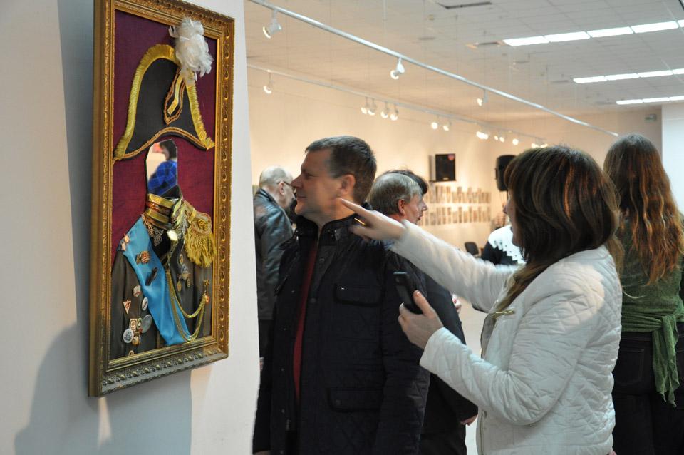 Цікавий експонат. Можете уявити себе Наполеоном.