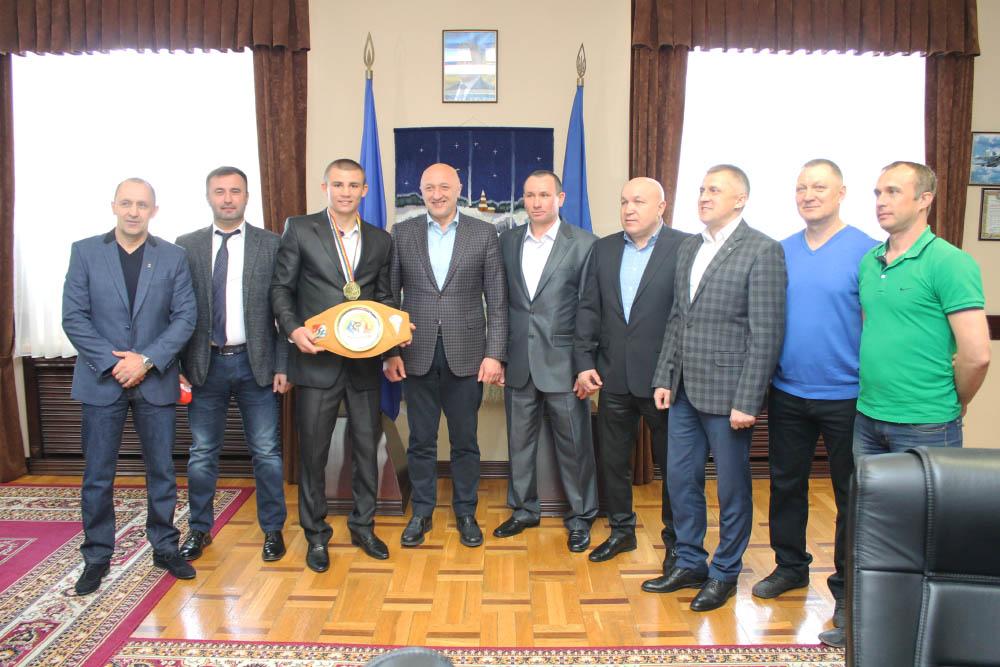 Олександр Хижняк подякував за підтримку