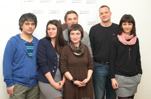 Частина команди Meridian Czernowitz | Джерело: Українська правда