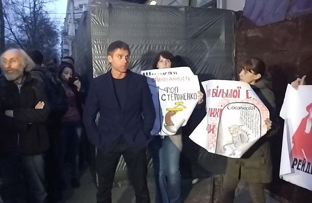 Сергій Горбатюк, власник кременчуцької фірми «Скорпіон-2016»