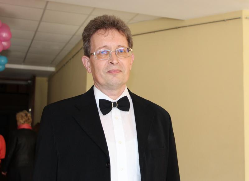 Директор ДМШ №3 Олег Чечотка