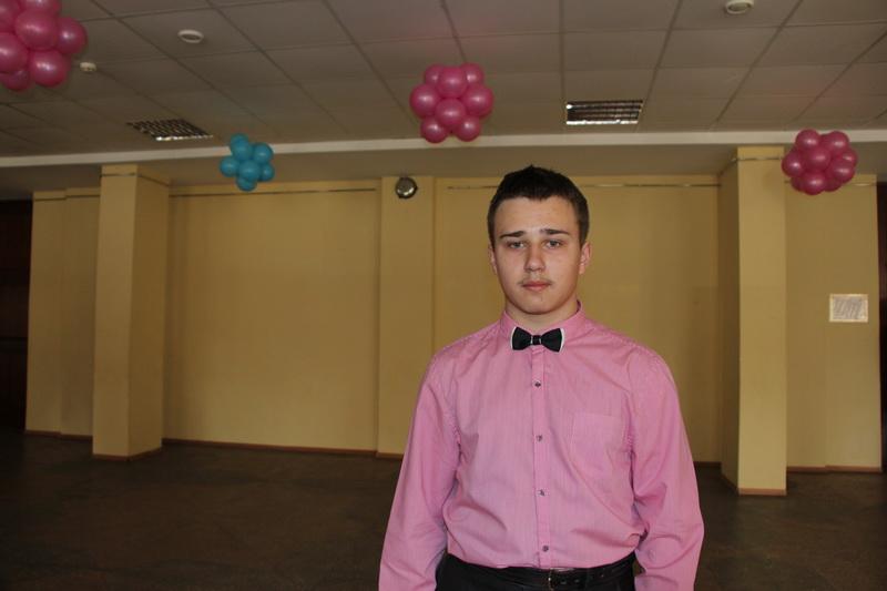 Учень ДМШ Андрій Романов