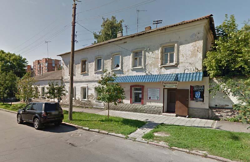 Будинок на вул. Пилипа Орлика, 33а