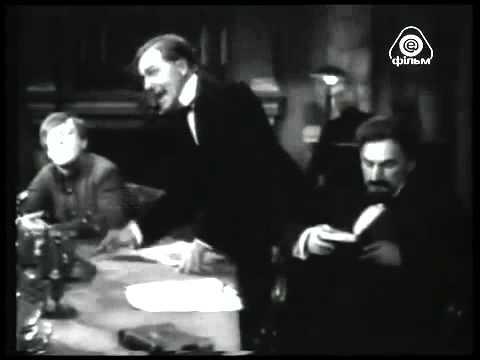 Фрагмент из фильма Щорс  1939 год  Заседание правительства украинской Директории