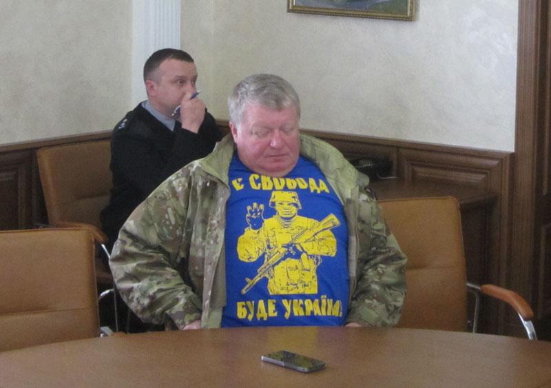Валерій Чєрняков