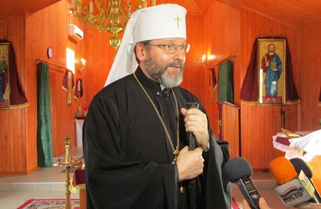 Святослав Шевчук у Полтаві