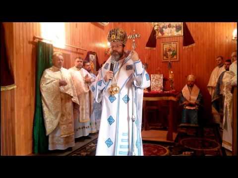 Проповідь Святослава Шевчука на Благовіщення у Полтаві