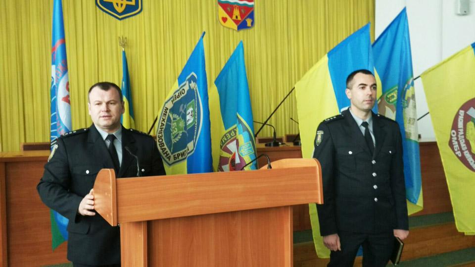 Олег Бех та Руслан Бірюков