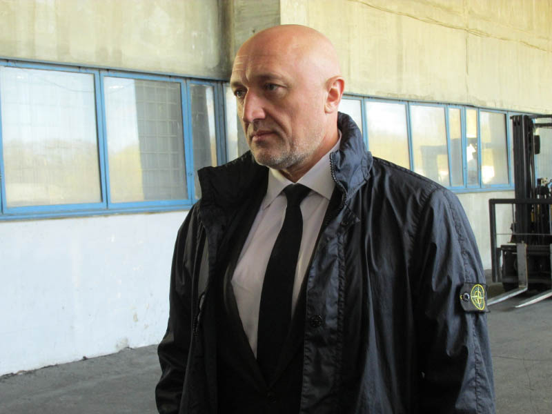 Валерій Головко розповів про подальші поставки медичного обладнання