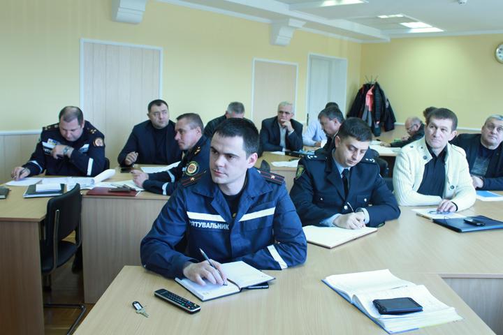 Засідання Державної комісії з питань техногенно-екологічної безпеки та надзвичайних ситуацій