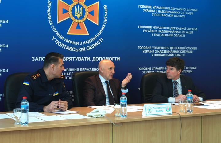 Засідання Державної комісії з питань техногенно-екологічної безпеки