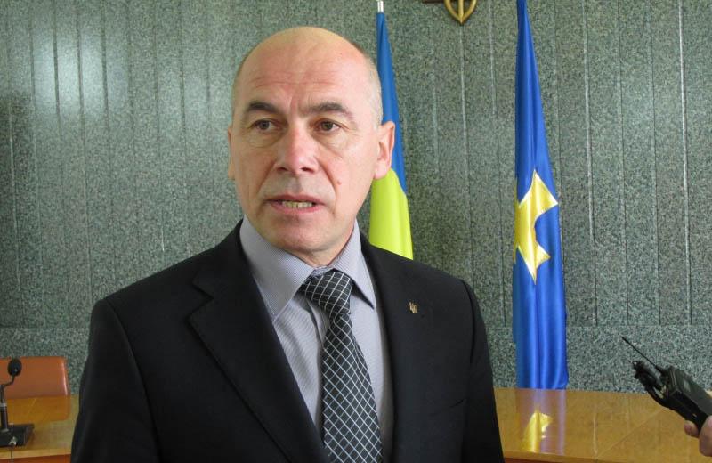 Депутат Полтавської облради Василь Хоменко
