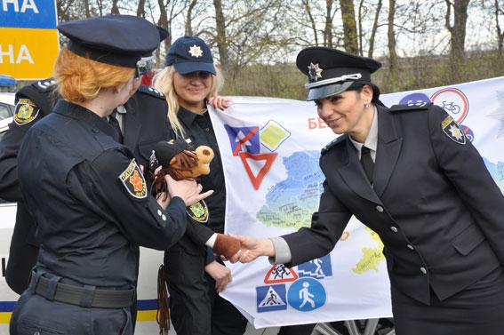 Передача «Гриви» полтавській поліції