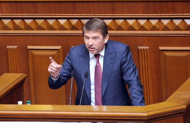Нардеп Олег Кулініч