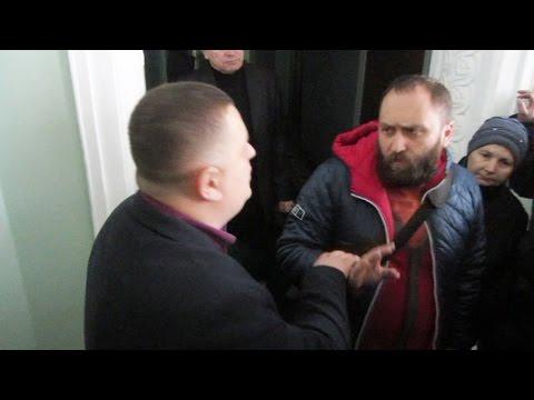 Суперечка Андрія Ляміна та Сергія Чередніченка (2017.04.19)