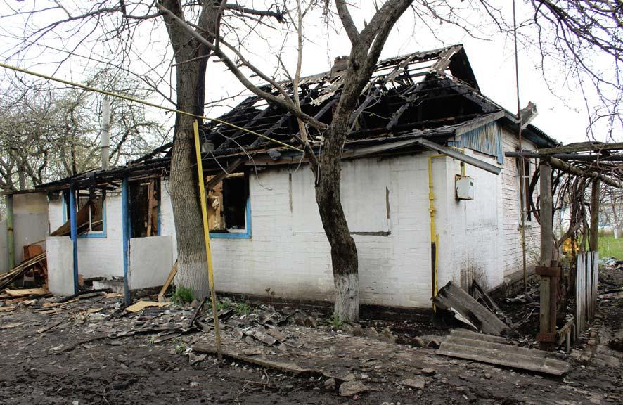 ВПолтавской области 10-летний парень спас напожаре 3-х братьев