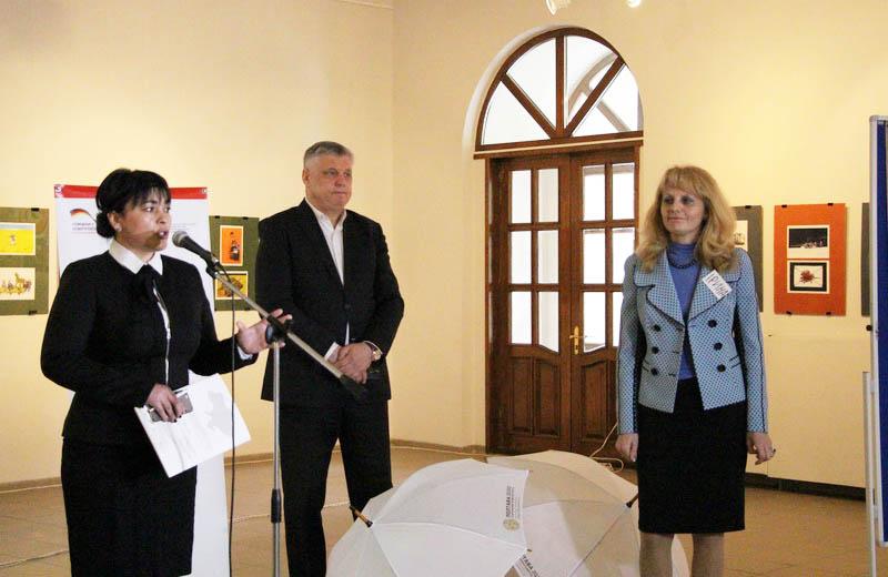 Учасників Форуму привітала секретар міської ради Оксана Деркач