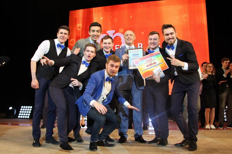 Команда Полтавського національного технічного університету