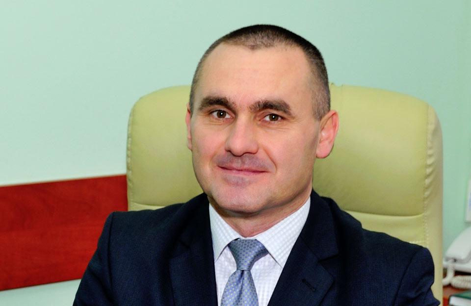 Олег Тимченко, начальник Головного територіального управління юстиції у Полтавській області