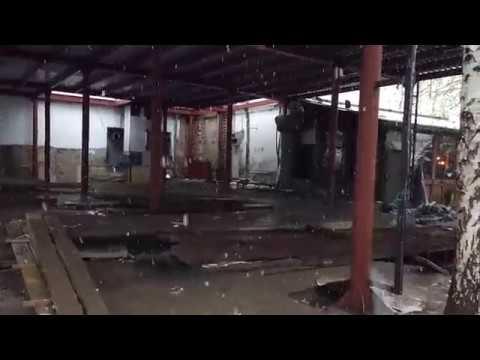 Після акції проти забудови території біля колишнього кінотеатру ім. Котляревського (2017.04.17)