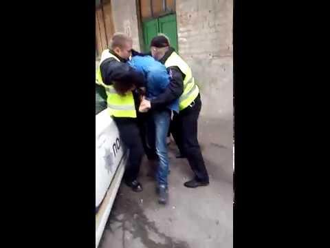 Кременчуг: Конфликт между полицией и жителями