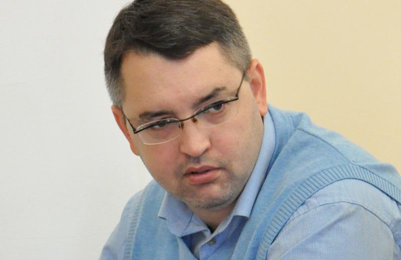 Депутат Полтавської міської ради Максим Голдиш («Совість України»)