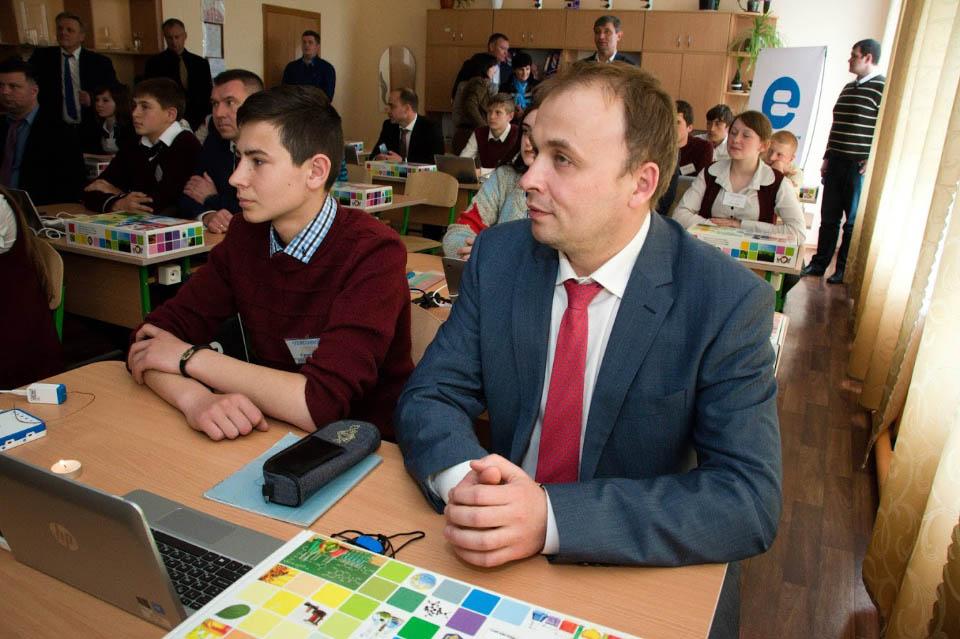 Роман Греба, заступник міністра освіти