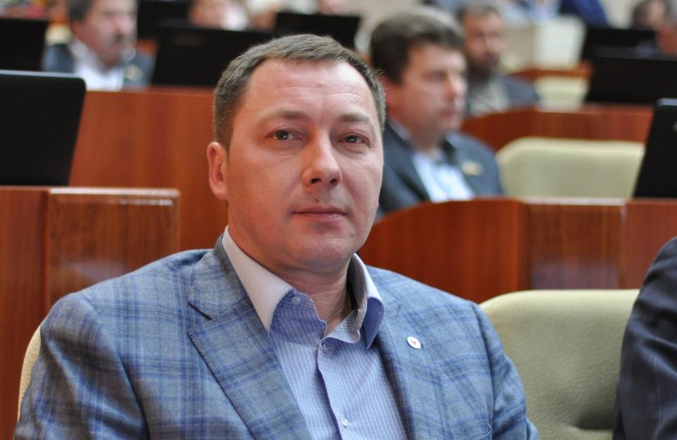 Народний депутат України Руслан Богдан