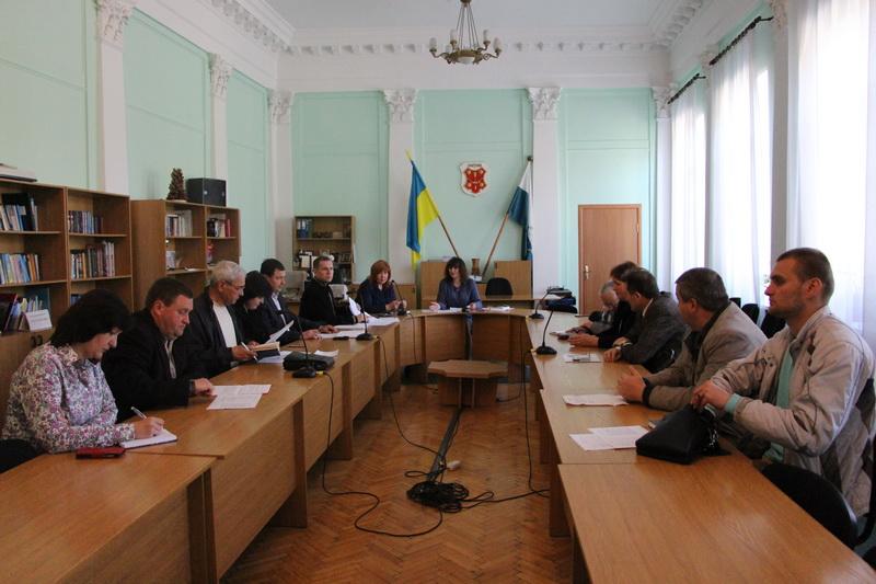 засідання Ради з питань безпечної життєдіяльності населення.