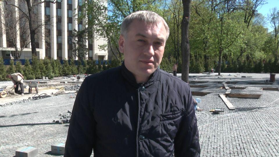 Директор Департаменту інформаційної діяльності та комунікацій з громадськістю Дніпропетровської ОДА Віталій Маласай