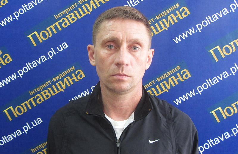 Сергей Чеверда, родной брат пострадавшего