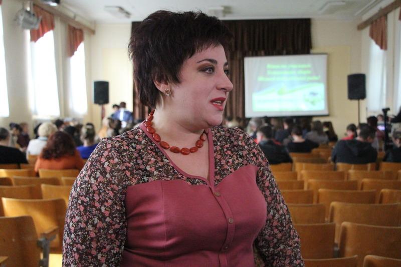 Тамара Жалій, представниця ДНЗ №60