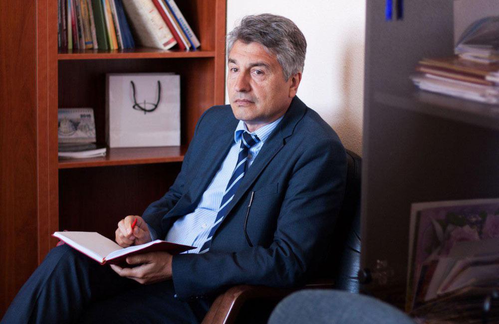 Заступник голови ОДА Олег Пругло