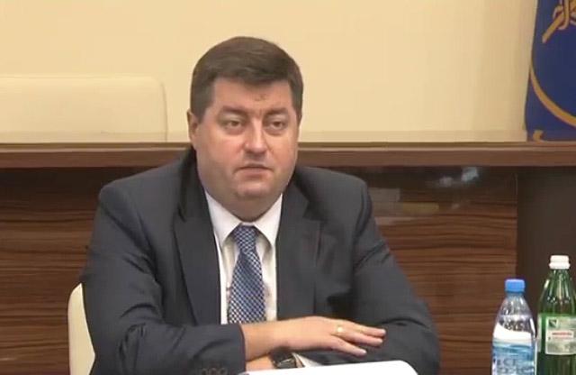 Сергій Садовий — переможець конкурсу на посаду начальника ГУ ДФС у Полтавській області