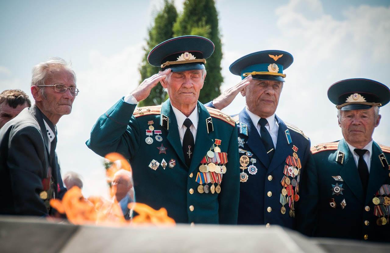 Ветерани Другої світової війни