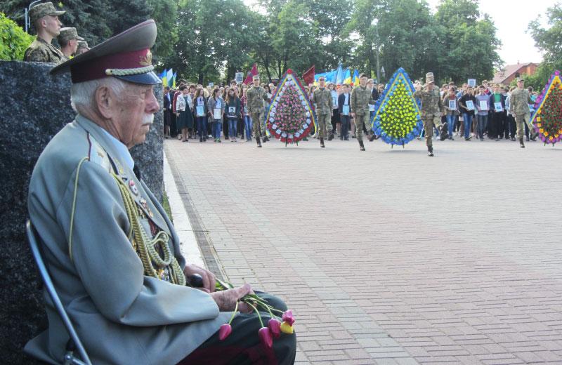 Генерал-майор запасу Борис Лутін